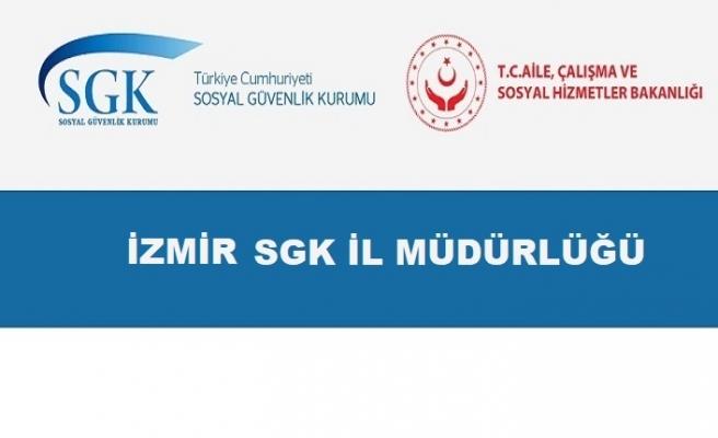 SGK İzmir İl Müdürlüğü