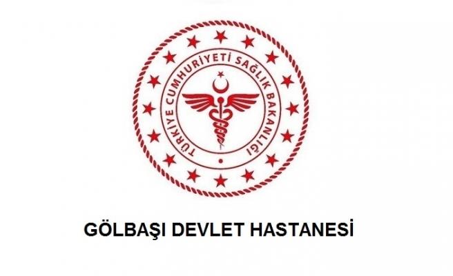 Gölbaşı Devlet Hastanesi