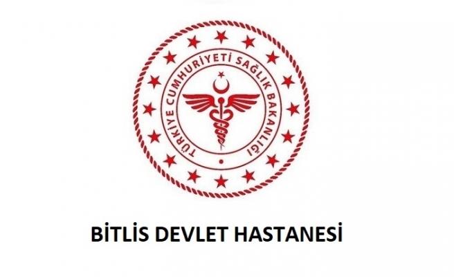 Bitlis Devlet Hastanesi