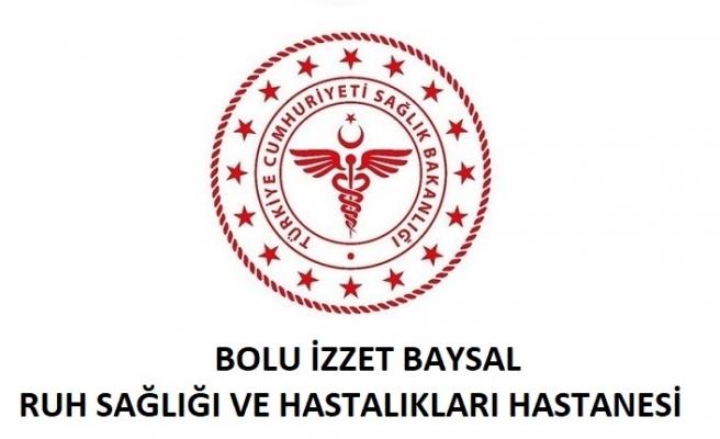 Bolu İzzet Baysal Ruh Sağlığı ve Hastalıkları Hastanesi