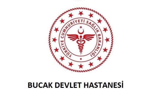 Bucak Devlet Hastanesi