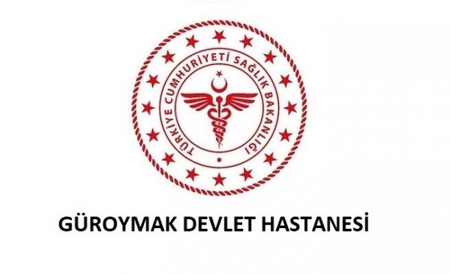 Güroymak Devlet Hastanesi