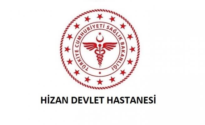 Hizan Devlet Hastanesi