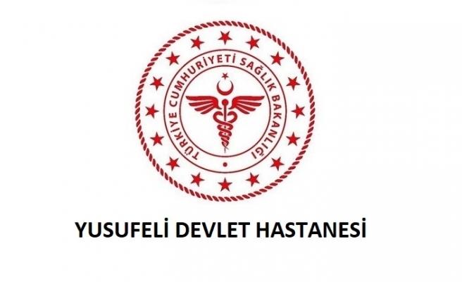 Yusufeli Devlet Hastanesi