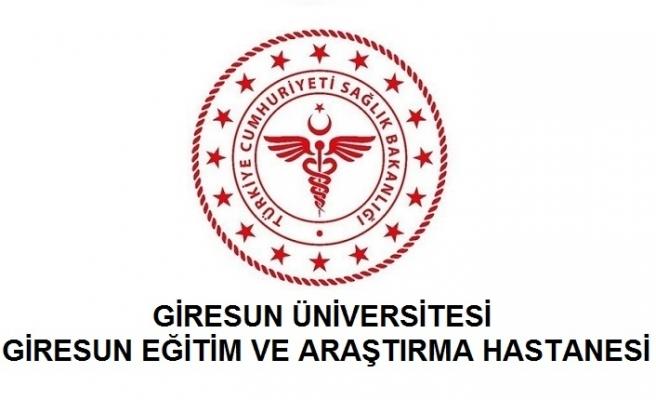 Giresun Eğitim ve Araştırma Hastanesi