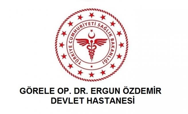 Görele Op. Dr. Ergun Özdemir Devlet Hastanesi