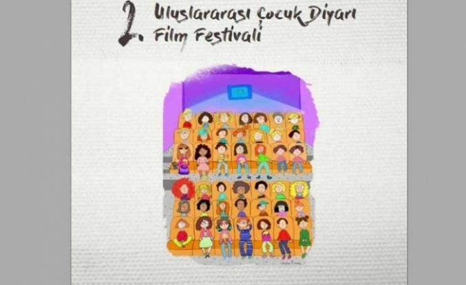 Uluslararası Çocuk Diyarı Film Festivali Ankara'da.