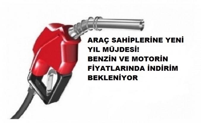 Benzin ve motorin fiyatlarında indirim yapılması gündemde