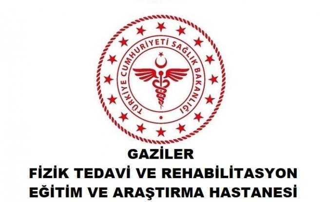 Gaziler Fizik Tedavi ve Rehabilitasyon Eğitim ve Araştırma Hastanesi