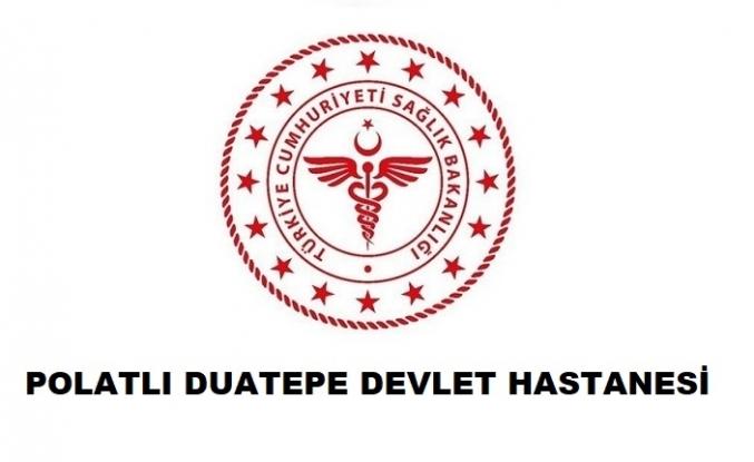 Polatlı Duatepe Devlet Hastanesi