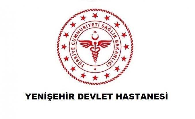 Yenişehir Devlet Hastanesi