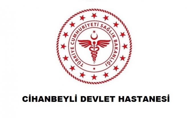 Cihanbeyli Devlet Hastanesi