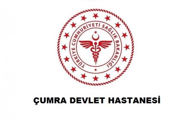 Çumra Devlet Hastanesi