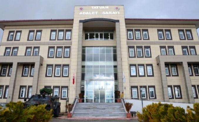 Tatvan Adalet Sarayı