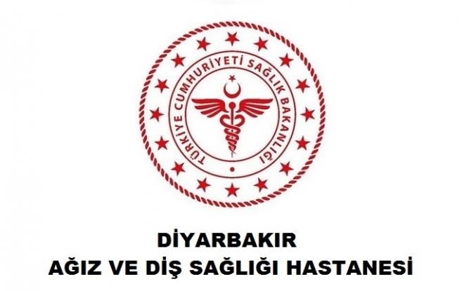 Diyarbakır Ağız ve Diş Sağlığı Hastanesi