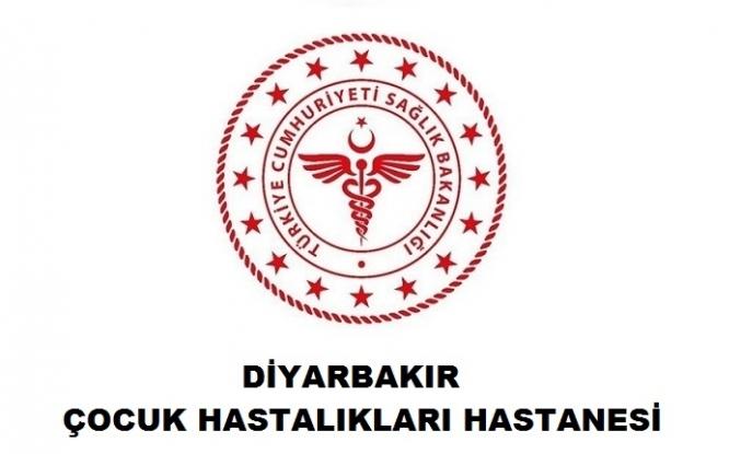 Diyarbakır Çocuk Hastalıkları Hastanesi