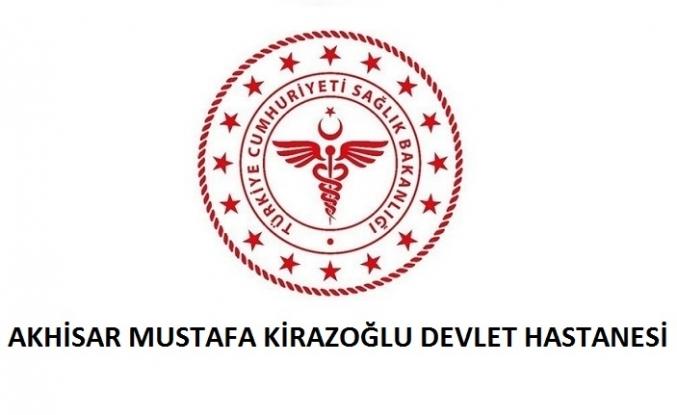 Akhisar Mustafa Kirazoğlu Devlet Hastanesi