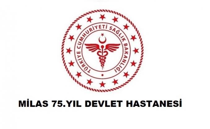 Milas 75. Yıl Devlet Hastanesi