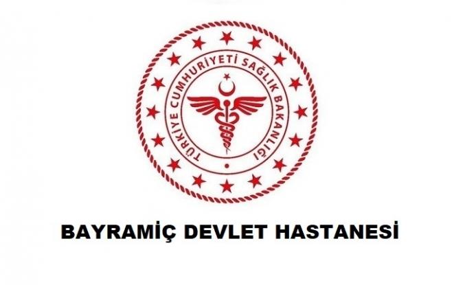 Bayramiç Devlet Hastanesi