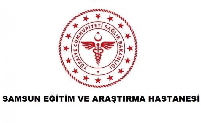 Samsun Eğitim ve Araştırma Hastanesi