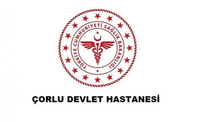 Çorlu Devlet Hastanesi