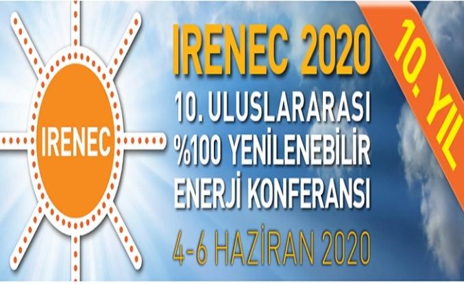 10. Uluslararası %100 Yenilenebilir Enerji Konferansı Başladı