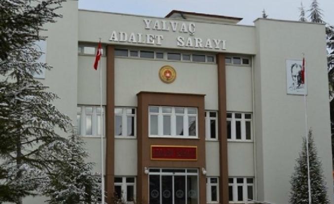 Yalvaç Adalet Sarayı