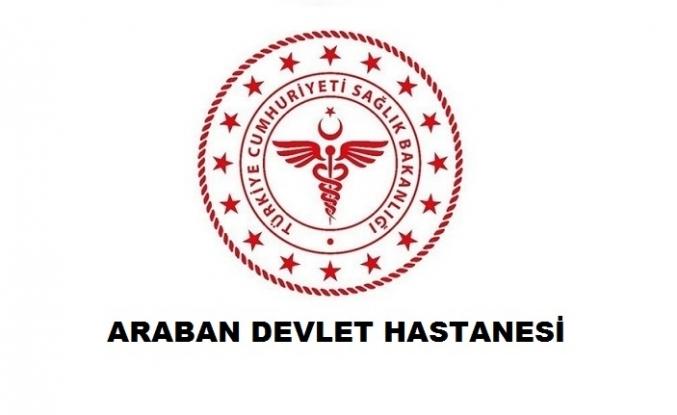 Araban Devlet Hastanesi