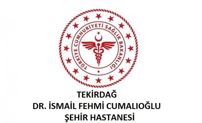 Tekirdağ Dr. İsmail Fehmi Cumalıoğlu Şehir Hastanesi