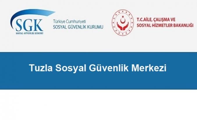 Tuzla Sosyal Güvenlik Merkezi