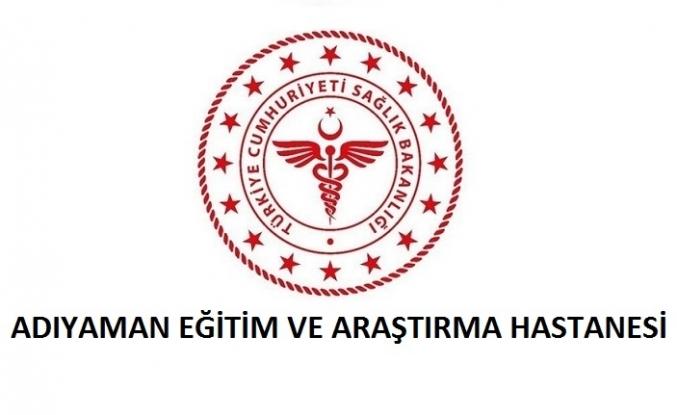 Adıyaman Eğitim ve Araştırma Hastanesi