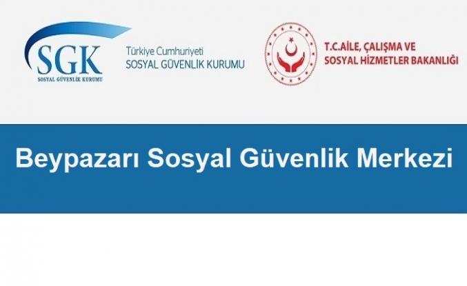 Beypazarı Sosyal Güvenlik Merkezi