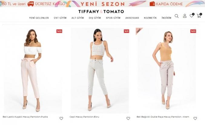 Havuç Pantolon Modelleri