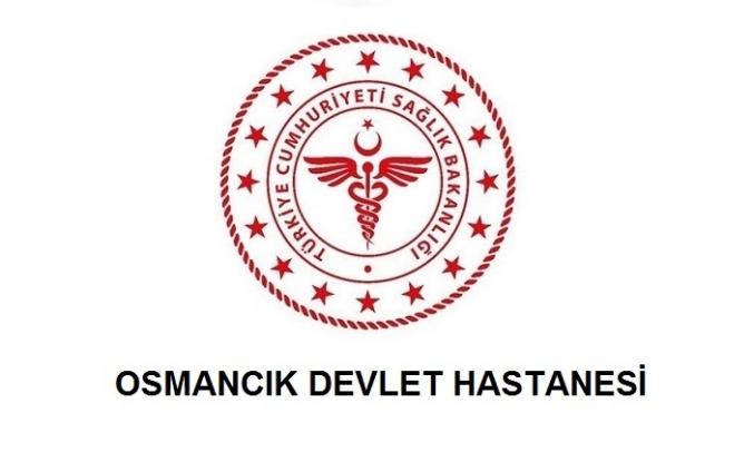 Osmancık Devlet Hastanesi