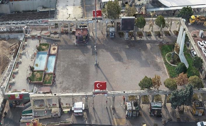 Bakırköy Cumhuriyet (Özgürlük) Meydanı Proje Yarışması