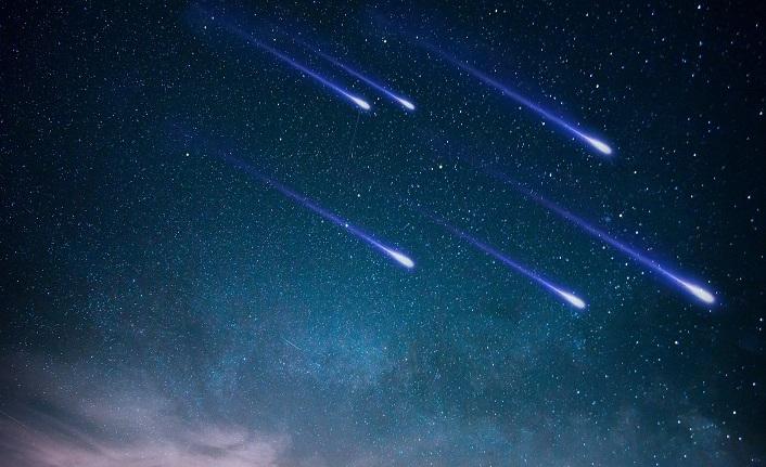 Perseid Meteor Yağmuru